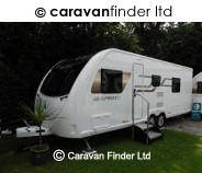 Swift Sprite Quattro 6EW 2020 caravan