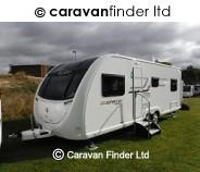 Swift Sunrise 820 2020 caravan