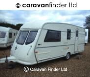 Vanroyce 535 ETL 1999 caravan