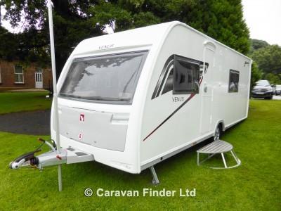 New Venus 540 2018 touring caravan Image