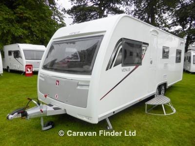 New Venus 620 2018 touring caravan Image