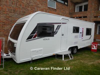 New Venus 620 2019 touring caravan Image
