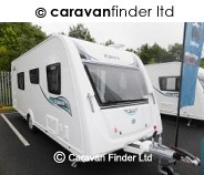 Xplore 574 SE 2016 caravan