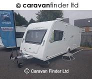 Xplore 554 SE 2019 caravan