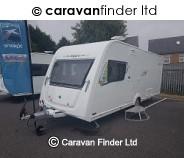 Xplore 586 SE 2019 caravan