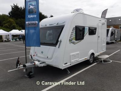 New Xplore 304 SE 2020 touring caravan Image
