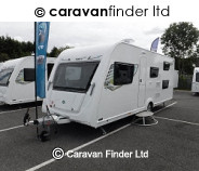 Xplore 586 SE 2020 caravan