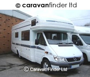 Autotrail Mohican 316 2000 motorhome