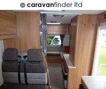 Used Swift Escape 696 2012 blue cab 2012 motorhome Image
