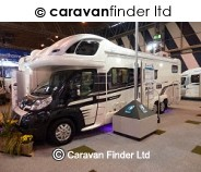 Swift Kontiki 679 2014 motorhome